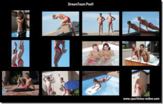 Photo Shoot: DreamTeam Pool 1