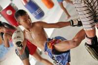 Martial Arts: Muay Thai Mix