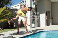 Photo Shoot: Pool Wrestling 2