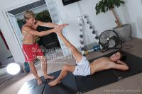 Fotoshoot: Connor and Blake in the Gym