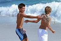 Photo Story: James and Neels Beach Fun