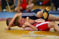 Wrestling: 2. Horst Mai tournament